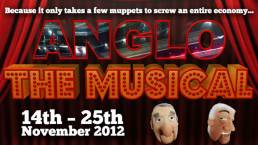 Live Event Lighting - Anglo The Musical